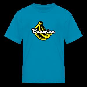 Kid's Bananiac T Shirt - Kids' T-Shirt