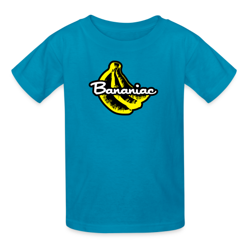 Kid's Bananiac T Shirt - Kids' T-Shirt