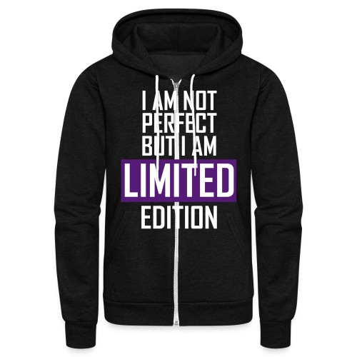 Limited edition shirt - Unisex Fleece Zip Hoodie