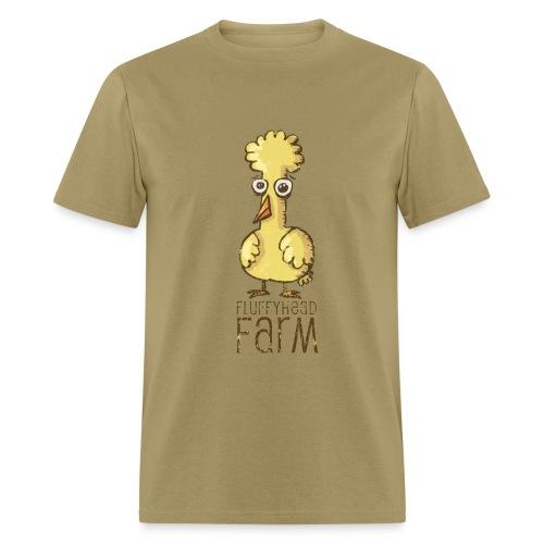 Fluffyhead Farm Men's Shirt - Men's T-Shirt
