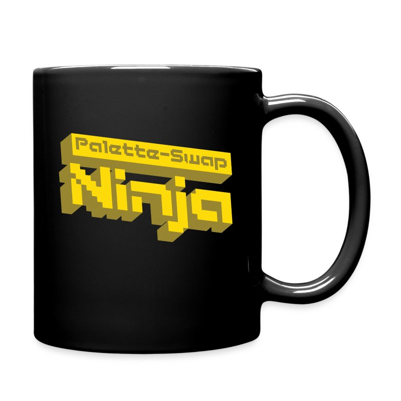 Palette-Swap Ninja Mug - Full Color Mug