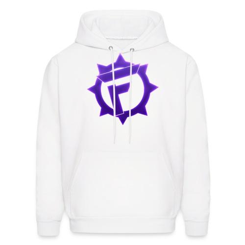 Hoodie #1 (Purple Logo) - Men's Hoodie