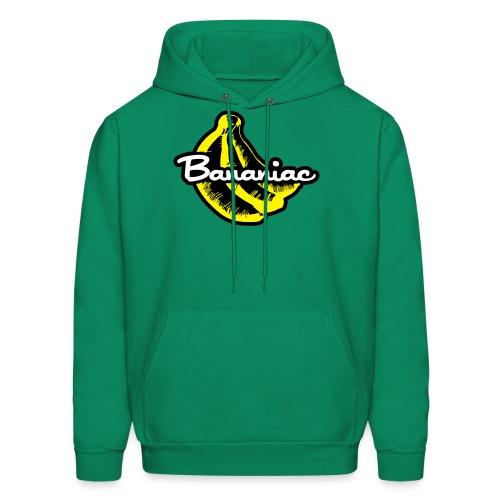 Men's Bananiac Hooded Sweatshirt - Men's Hoodie