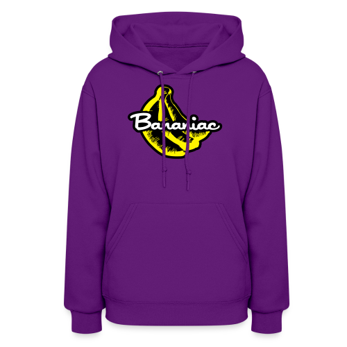 Women's Bananiac Hooded Sweatshirt - Women's Hoodie