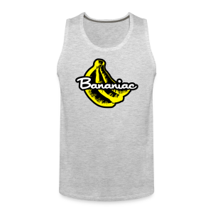 Men's Bananiac Tank Top - Men's Premium Tank