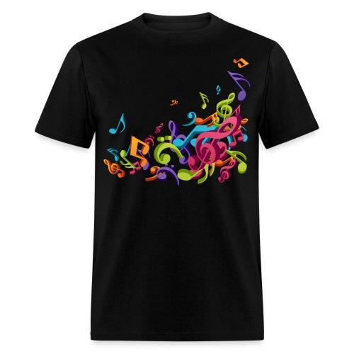 clust - Men's T-Shirt