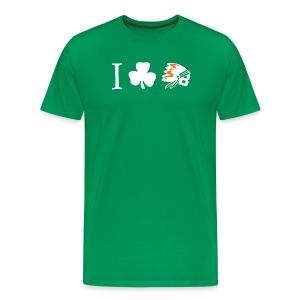 I rocked Bona's - Men's Premium T-Shirt