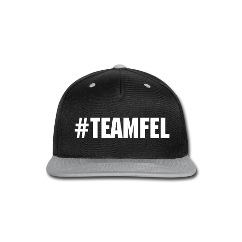 #TEAMFEL™ Official Snap-back Cap - Snap-back Baseball Cap