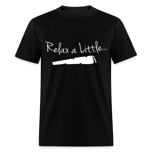 Relax a Little | WHITE | S-2XL - Men's T-Shirt