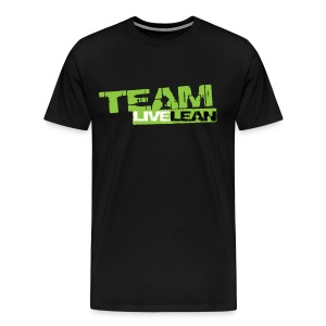 Team Live Lean T-shirt - Men's Premium T-Shirt