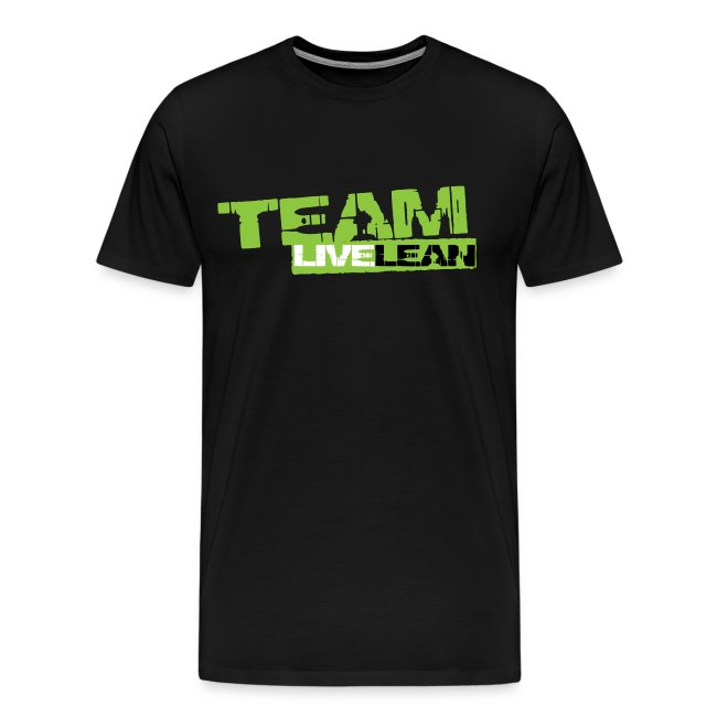 Team Live Lean Men's T-shirt