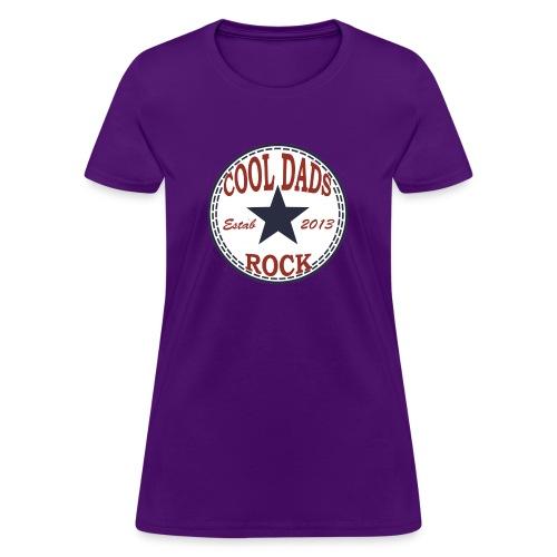 CDRstar LADIES CUT (regular) - Women's T-Shirt