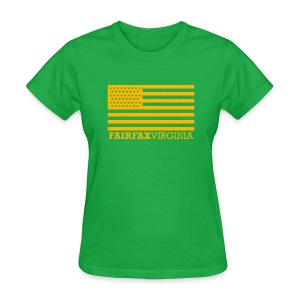 Fairfax - GMU - Women's T-Shirt