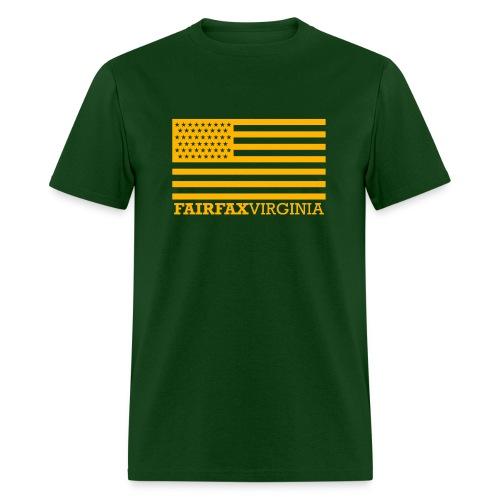 Fairfax - GMU - Men's T-Shirt