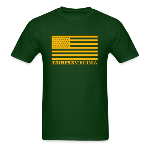 Fairfax - GMU - Men's T-Shirt