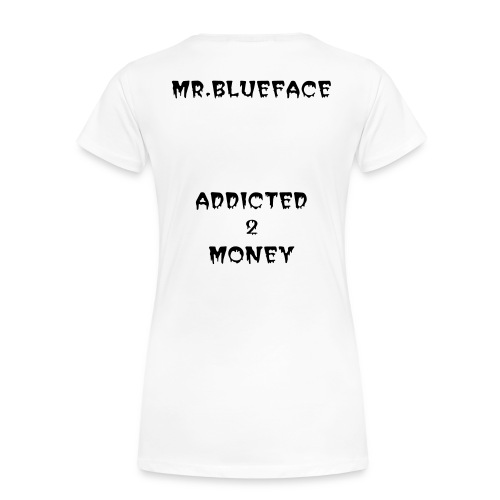 BLUEFACEMUSIC - Women's Premium T-Shirt