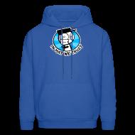 Hoodies ~ Men's Hooded Sweatshirt ~ Article 101879940