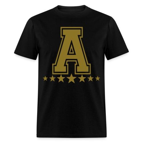 Alpha 7 stars tee - Men's T-Shirt