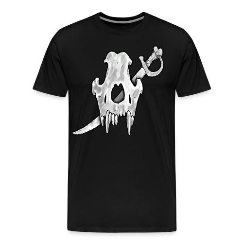 STRAY DAGZ T-Shirt - Men's Premium T-Shirt