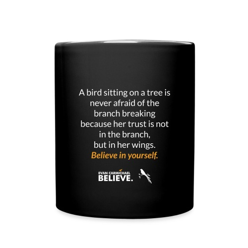 #BelieveBird Mug - Full Color Mug