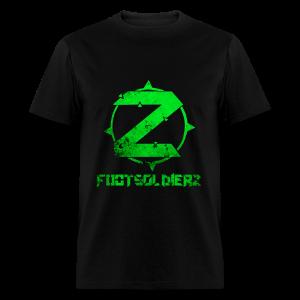 FootSoldierZ Official Tshirt - Men's T-Shirt