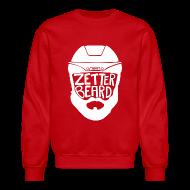 Long Sleeve Shirts ~ Men's Crewneck Sweatshirt ~ Zetterbeard