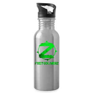 FootSoldierZ Water Bottle - Water Bottle