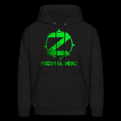 FootSoldierZ Hoodie - Men's Hoodie