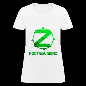 FootSoldierZ Official Tshirt - Women's T-Shirt