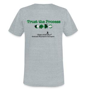 Exp Tx - American Apparel, Unisex - Unisex Tri-Blend T-Shirt