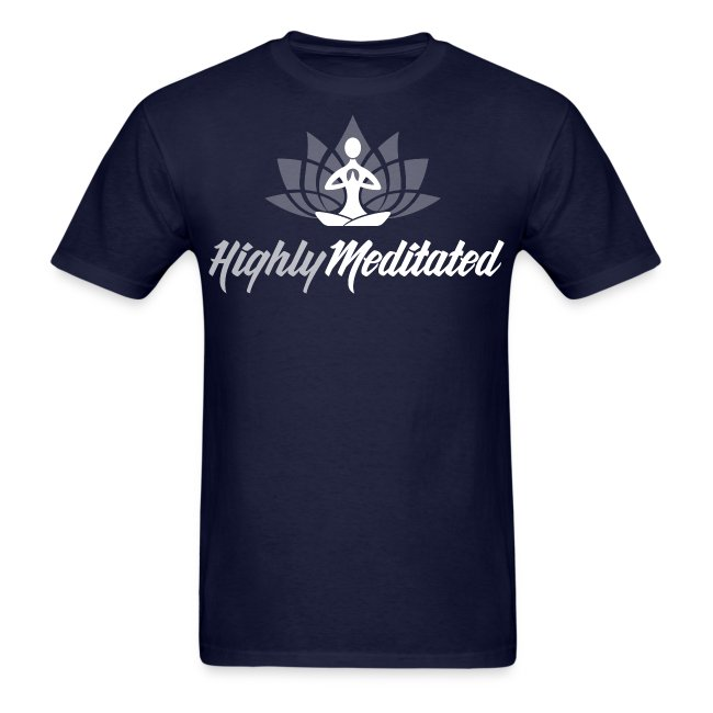 Highly Meditated Men's Tee