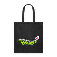 Bags & backpacks ~ Tote Bag ~ Plant-Powered Families Tote Bag