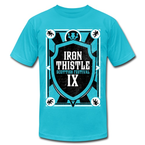 Iron Thistle American Apparel Shirt - Pick your color! - Men's  Jersey T-Shirt