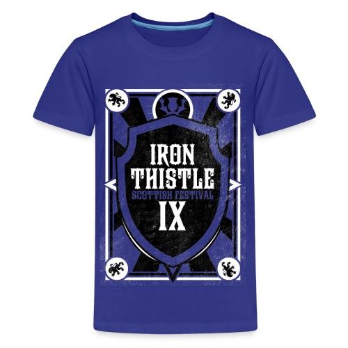 Iron Thistle Kids' Shirt - Pick your color! - Kids' Premium T-Shirt