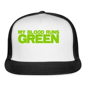 Green Boys hat - Trucker Cap