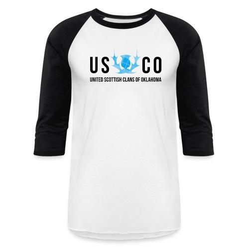 USCO Thistle Baseball Tee - Baseball T-Shirt