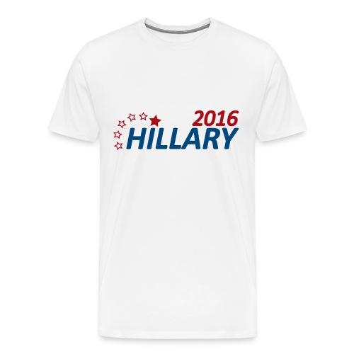 Hillary Rhinestones 2016 - Men's Premium T-Shirt