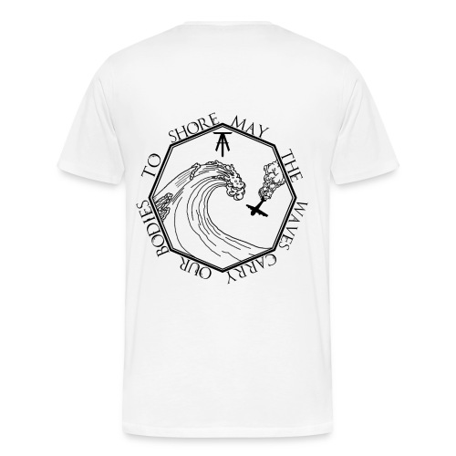Wave T-Shirt - Men's Premium T-Shirt