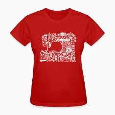 Sewing Quilting Crafting Women's T-Shirts
