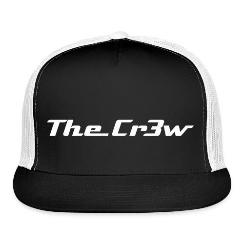 The.Cr3w HAT ! - Trucker Cap