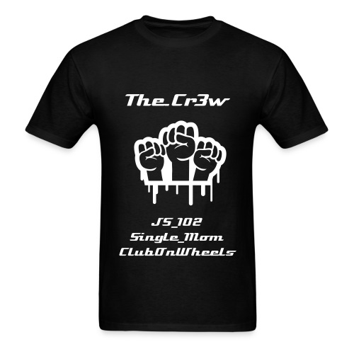 The.Cr3w MEN's T-SHiRT ! - Men's T-Shirt
