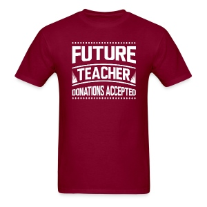Future Teacher - Men's T-Shirt