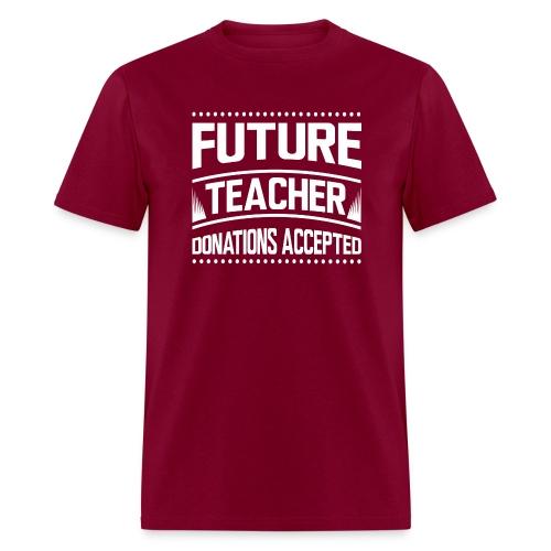 Future Teacher - Men's T-Shirt