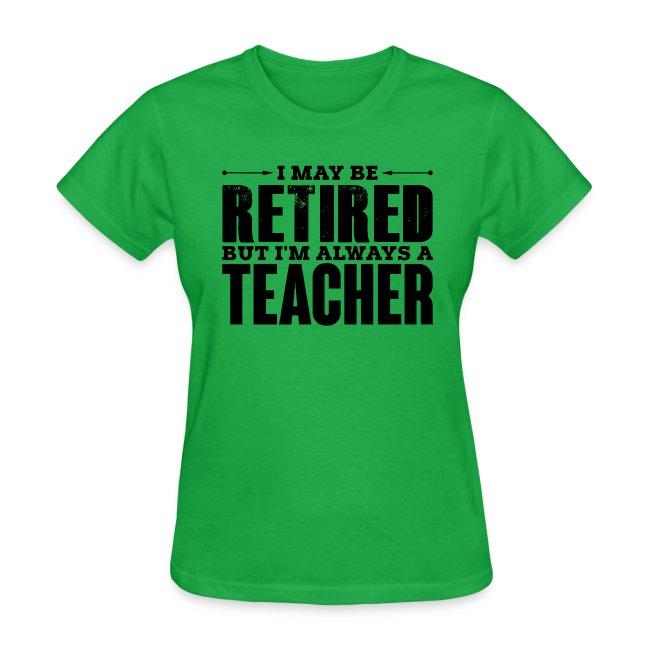 Always a Teacher