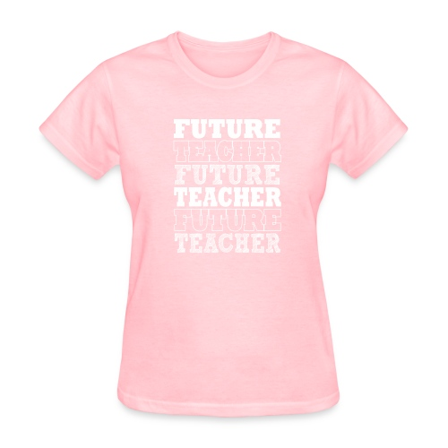 Future Teacher - Women's T-Shirt