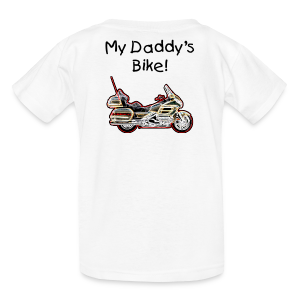 Children's T Wing White Custom - Kids' T-Shirt