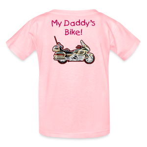 Children's T Wing Pink Custom - Kids' T-Shirt