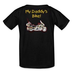 Children's T Wing Black Custom - Kids' T-Shirt