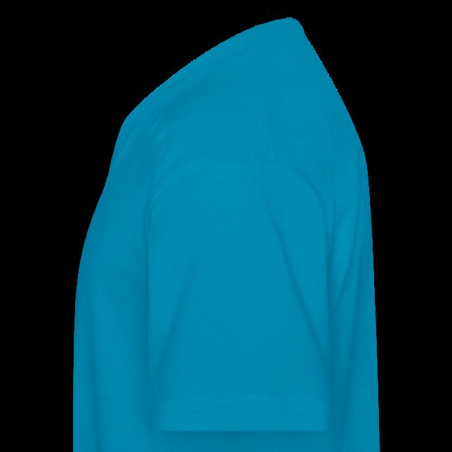 Children's T Wing Turquoise Custom
