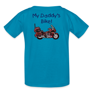 Children's T Voy Turquoise Custom - Kids' T-Shirt